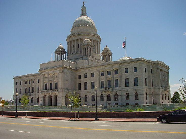 State Capitol, Rhode Island - Vereinigte Staaten von Amerika / United States of America / USA