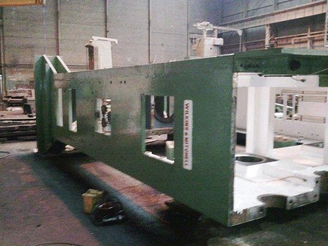 Trimming press Wilkins & Mitchell 1000 Ton | Metalworking