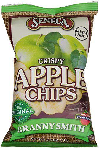 Seneca Crispy Apple Chips, Granny Smith, 2.5 Ounce (Pack of 12) Seneca http://www.amazon.com/dp/B004981W5G/ref=cm_sw_r_pi_dp_eJi3wb0JKVZQT
