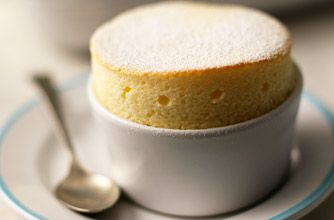 We've got Mary Berry's brilliant recipe for lemon souffl�s from The Great British Bake Off. Follow this tricky dessert recipe carefully and you'll get great results and a real sense of achievement