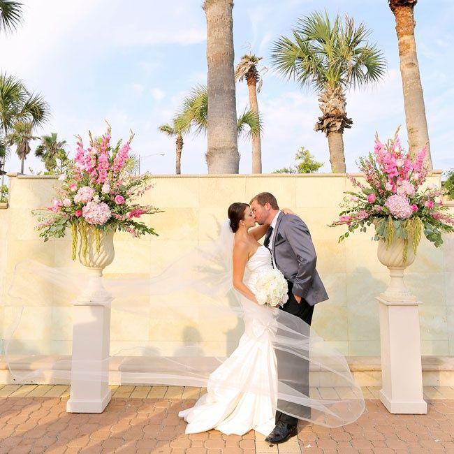 A Hotel Galvez Wedding In Galveston Texas Wedding Fun