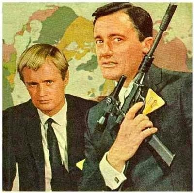 El agente de Cipol: But, Favorite Tv, Remember This, Open Channel, Tv Show, Blond, 60S, David Mccallum, Boyhood Memories