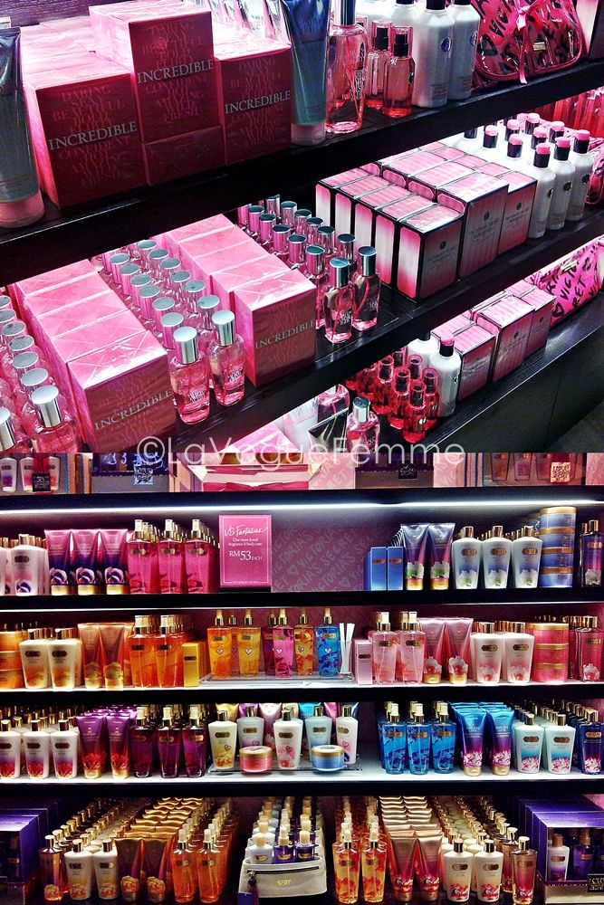 Victoria's Secret at Pavilion Kuala Lumpur - Perfumes and Body