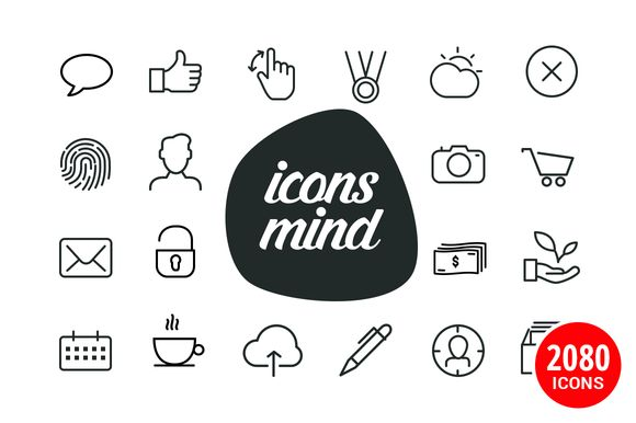 Check out 2,080 iOS 8, iOS 7 & Android Icons by Iconsmind on Creative Market: http://crtv.mk/pkN6