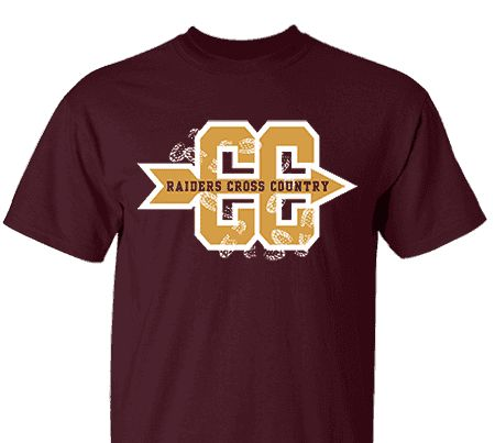High School Impressions search XC-006-W; High School Cross Country T-Shirts- Create your own design for t-shirts, hoodies, sweatshirts. Choose your Text, Ink and Garment Colors. Visit our other boards for other great designs!
