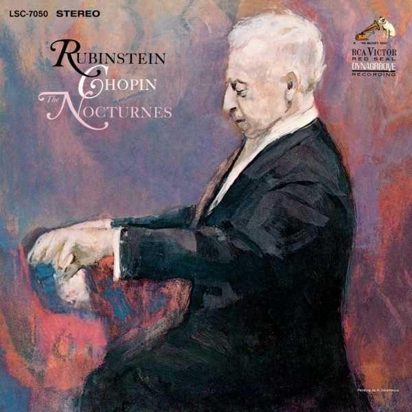 Chopin: Nocturnes Arthur Rubinstein