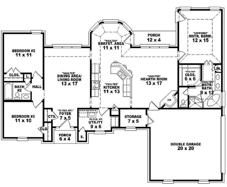 196 Best Images About Houses On Pinterest House Plans