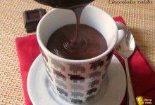 Cioccolata calda in tazza, ricetta
