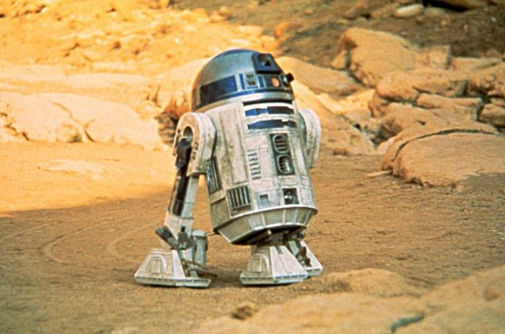 star wars r2-d2 the return of the jedi | Kenny Baker was less than 4 feet tall and fit inside the R2-D2 robot ...