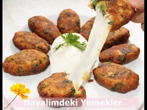 Patates Kroket Tarifi - YouTube