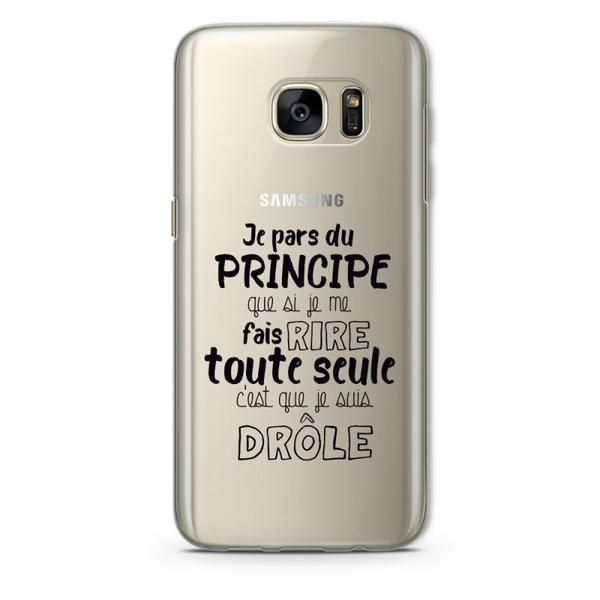 coque galaxy s7 edge drole | Phone cases, Iphone 11, Phone
