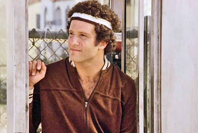 Albert Brooks is another actor/writer/director/comic who I love. This is him in Modern Romance. A perfect Albert Brooks film festival would include that film as well as Lost in America, Broadcast News, Taxi Driver, Real LIfe, Mother, and a recent film, Drive.