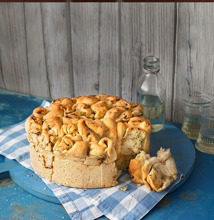 Kräuter-Zupfbrot in der Springform, ein beliebtes Rezept aus der Kategorie Brot und Brötchen. Bewertungen: 140. Durchschnitt: Ø 4,7.