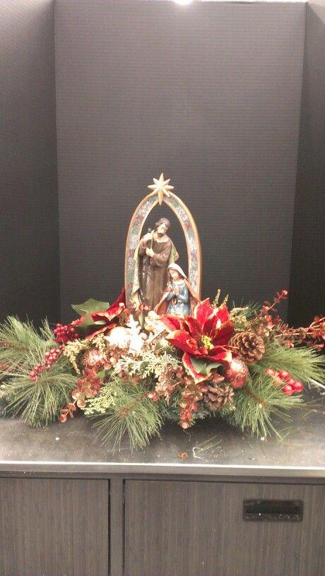Nativity Tabletop.. Robin Evans