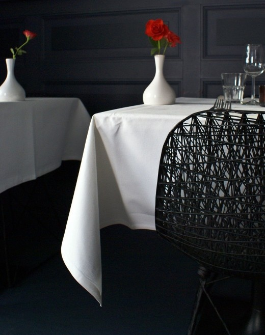 The fabulous restaurant Deeg in Utrecht, Netherlands