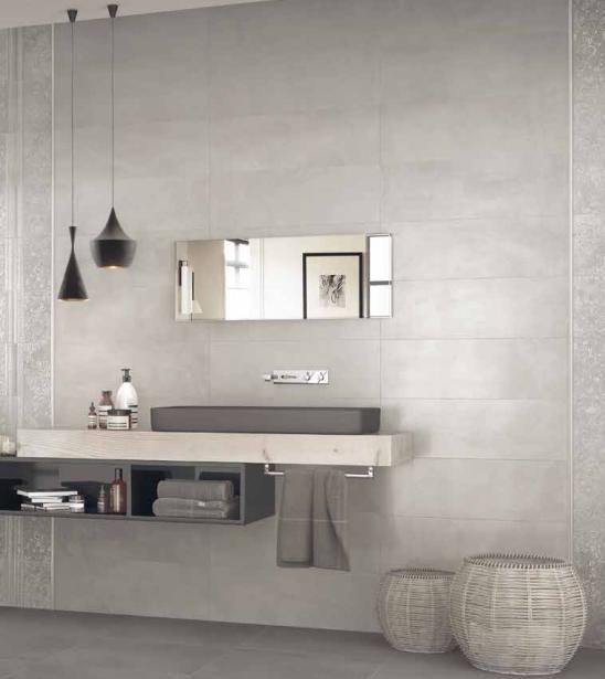 La memoria interpreta con grazia i segni di un vissuto tra passato e futuro. #Haus #Collections #Collezioni #Design #Tile #Ceramica #Interior #Bathroom #Architecture