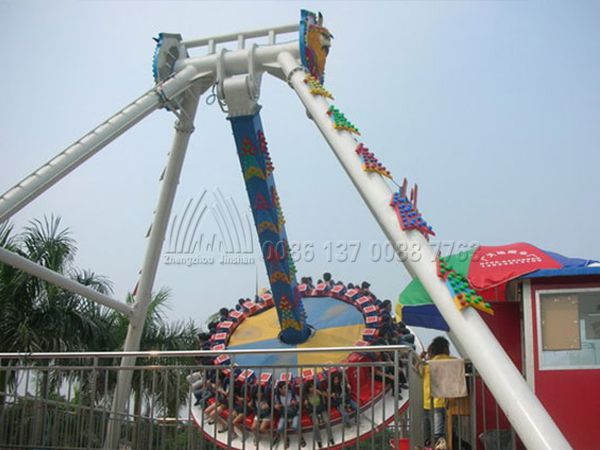 Amusement Park Big Pendulum Rides For Sale In Jinshan Extreme Frisbee Ride For Sale At Competitive Prices Are In Jinshan Amusement Park Park Swings Amusement