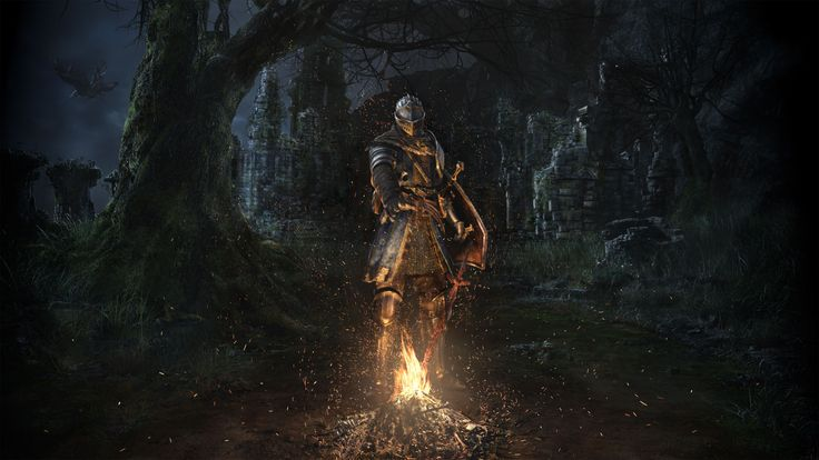 Official Dark Souls Remastered Wallpaper [3840x2160] #FinanceWallpaper