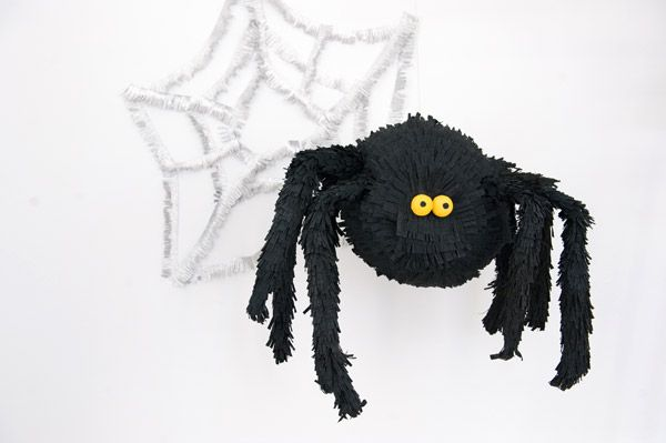 DIY Spider Pinata