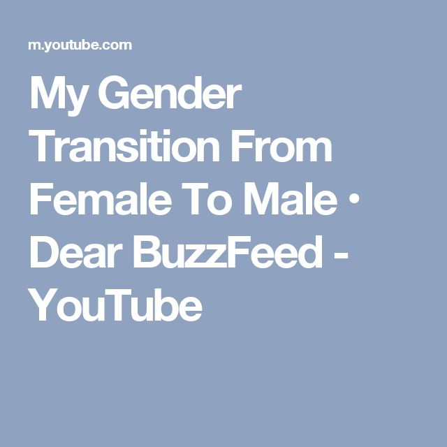 What is gender transition-4890