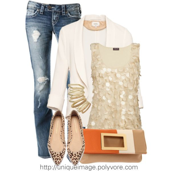Night Outfit: Casual Friday, Style, Colorblock Clutches, Jeans, Fashionista Trends, Nine West, Blazers, Casual Outfits, Date Night Outfits