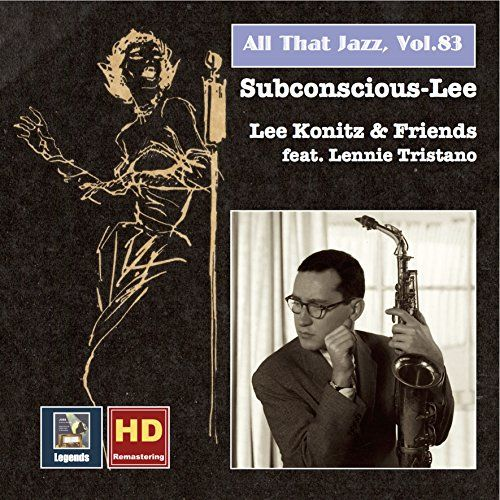 "All That Jazz, Vol. 83: Lee Konitz & Friends ""Subconsciou... https://www.amazon.com/dp/B071DFLJ6C/ref=cm_sw_r_pi_dp_x_YKdizbFSNQMNP"