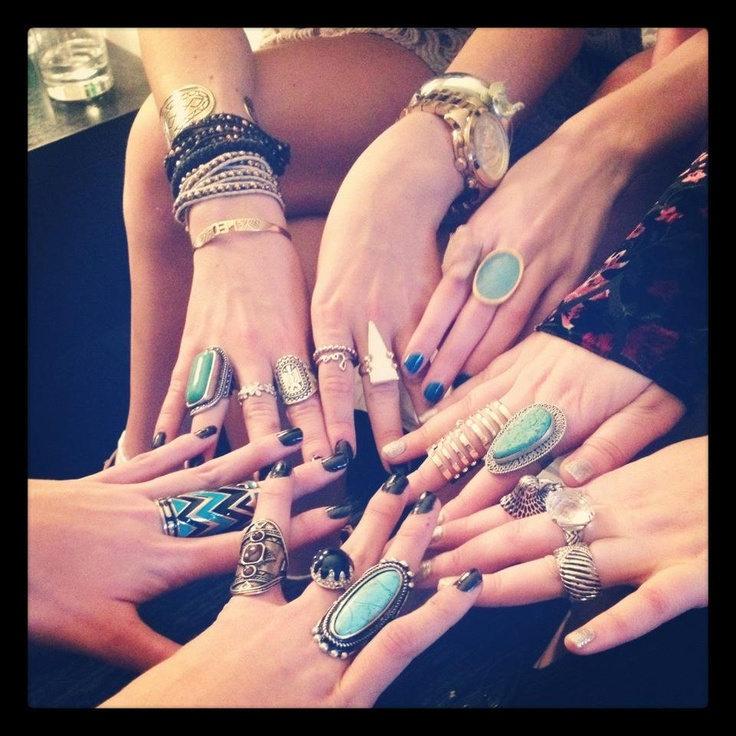 I LOVE RINGZZ: Fashionlov Inspiration, Friends, My Daughter, Chunky Rings, Clothing, Rings 3, Accessories, Fancy Jewelz, Accesories