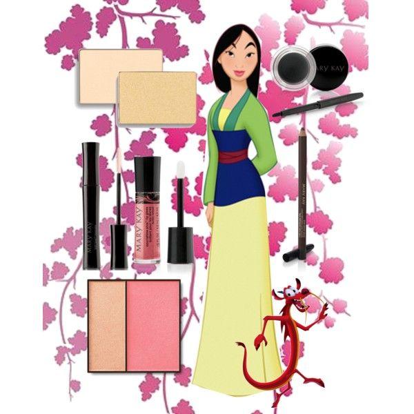 Mulan Mary Kay color