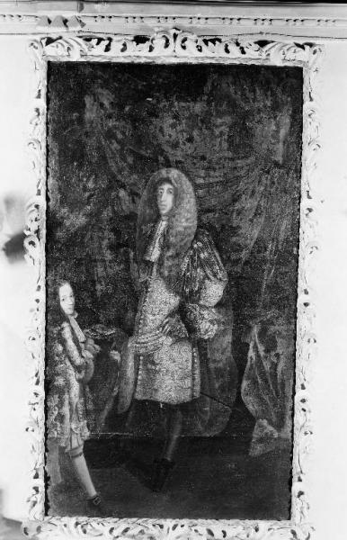 Ritratto di Ferdinando Carlo Gonzaga (CARLO III GONZAGA)