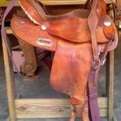 Barrel Saddle For Sale for sale in Volusia County, Florida, US - Horseclicks.com