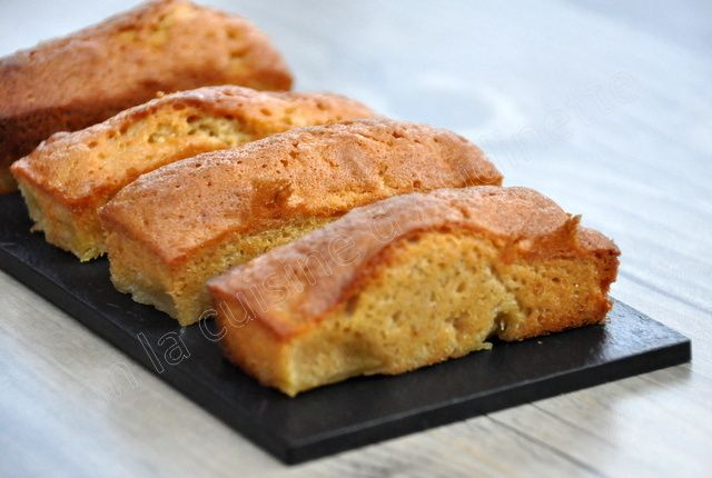 Mini cakes aux pommes et les questions existentielles de la blogueuse culinaire :-)