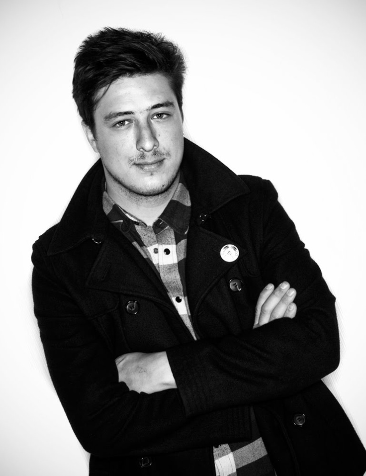Marcus Mumford Mumford and Sons