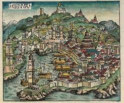 il gusto e il giusto    : Itinerario a Genova: atmosfere e sapori