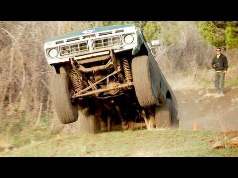 2013 Cheap Truck Challenge! '93 Landcruiser vs '78 F-150 vs '89 Cherokee - Dirt Every Day Episode 7 - YouTube