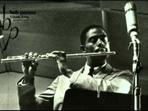 Chico Hamilton Quintet + Eric Dolphy on Flute - In a Mellow Tone