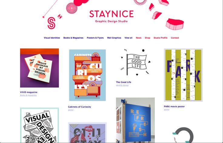 Staynice  Breda  grafisch ontwerp studio, onder meer huisstijlen, muurprints en muurschilderingen, boeken, brochures, posters, flyers, bewegwijzering, illustraties, expositie inrichting & organisatie, cd verpakkingen, infographics & websites