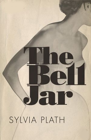 "The Bell Jar- Sylvia Plath    ""To the person in the bell jar, blank and stopped as a dead baby, the world itself is the bad dream."""