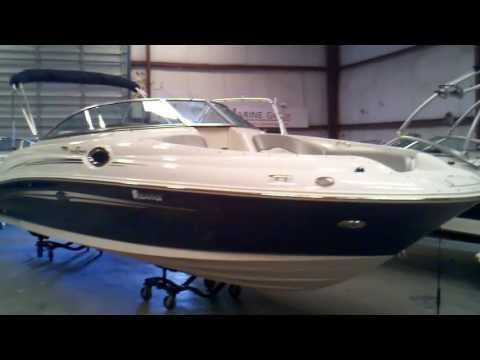 2009 Sea Ray 240 SunDeck Used Deck Boat for Sale Lake Wylie SC Charlotte NC.  Actually, it now belongs to us!!  :)