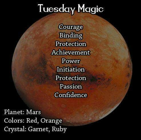 Magick Spell:  Tuesday #Magic. - Pinned by The Mystic's Emporium on Etsy