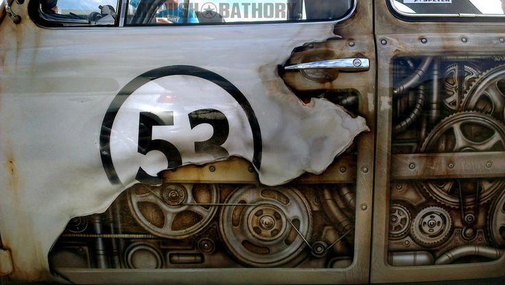Steampunk,стимпанк, паропанк,Аэрография,авто