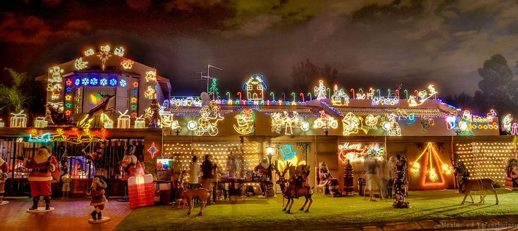 Christmas in South Africa by alexiusvanderwesthuizen
