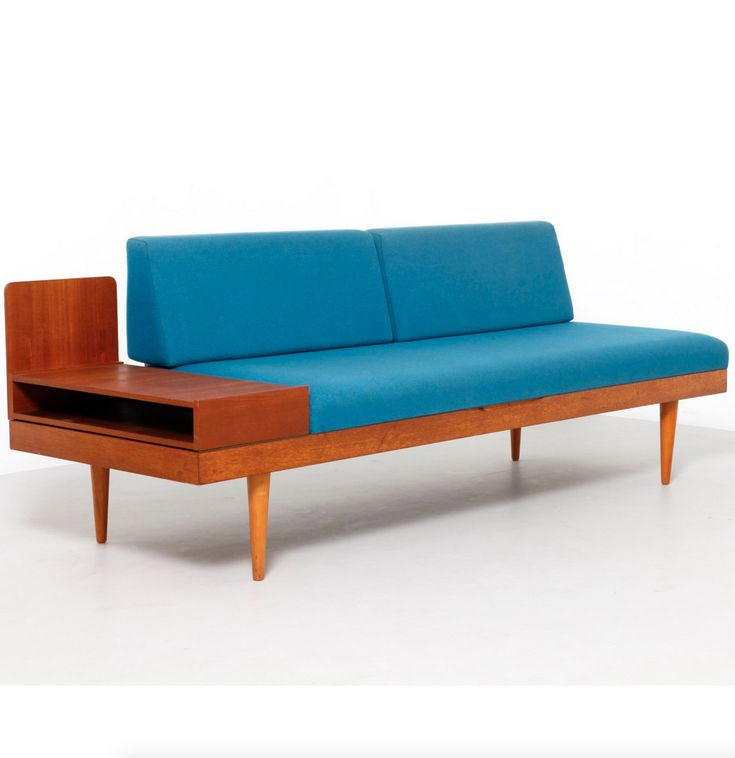 Teak Daybed for Hove Møbler, c1960.