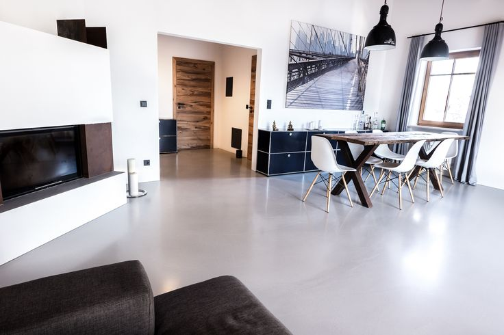 25 best ideas about sichtestrich on pinterest beton. Black Bedroom Furniture Sets. Home Design Ideas
