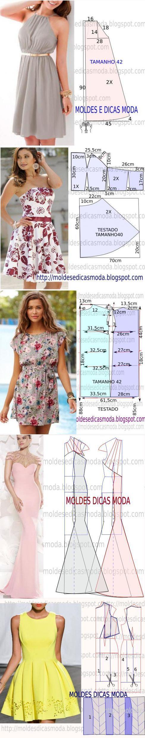 цитата SVETIK-VOSMICVETIK : Платье+выкройка .(17 часть) (19:37 11-06-2015) [4189663/364224822] - irina-lena@inbox.ru - Почта Mail.Ru