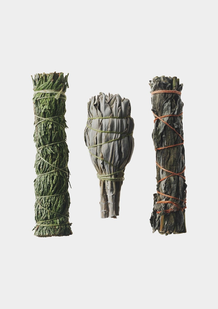 Juniper Ridge Mini Smudge Sticks