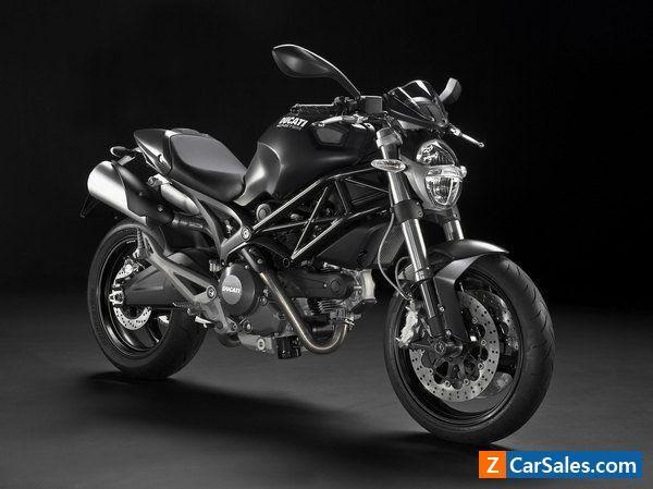 2010 Ducati Monster #ducati #monster #forsale #canada