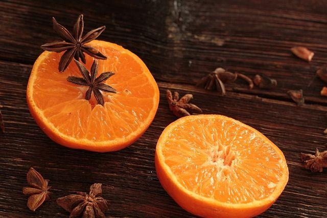 Éterické oleje: pomeranč