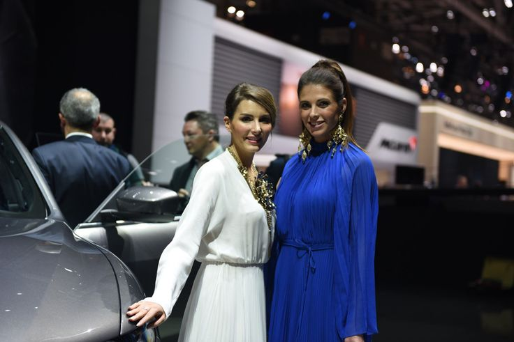2016 Geneva Motor Show – The Girls
