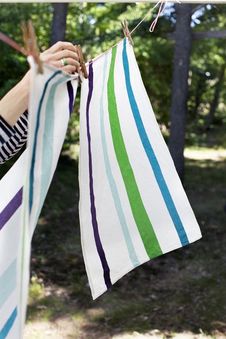 Helbak viskestykke - mint - Tinga Tango DesignbutikTinga Tango Designbutik #viskestykke #helbak #design