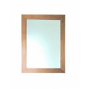 Lacar Solid Oak Wall Mirror  www.easyfurn.co.uk